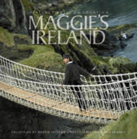 Maggie's Ireland: Designer Knits on Location by Maggie Jackson (1-Sep-2004) Hardcover