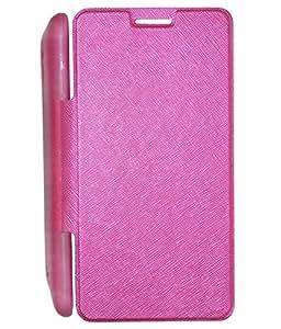 Royal Rusi - Pink Caidea Flip Cover For Samsung Galaxy A5