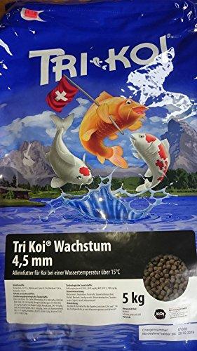 Tri Koi croissance – de qualité koifutter – 4,5 mm