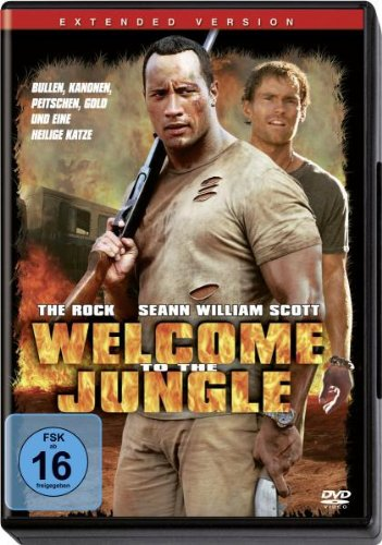 Welcome to the Jungle [Director's Cut] (Wrestling Stärke)
