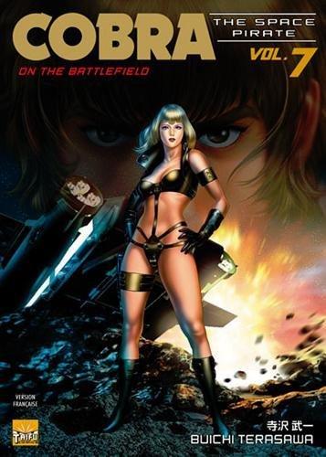 Cobra, the space pirate Vol.7 par TERASAWA Buichi