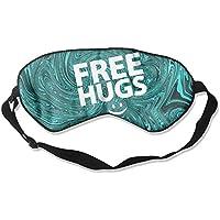 FREE HUGS 99% Eyeshade Blinders Sleeping Eye Patch Eye Mask Blindfold For Travel Insomnia Meditation preisvergleich bei billige-tabletten.eu