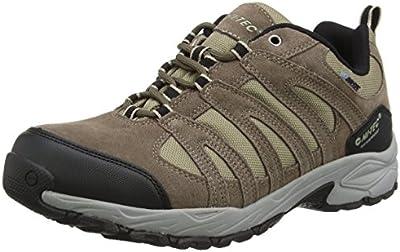 Hi-Tec Alto II Low WP - zapatillas de trekking y senderismo de cuero hombre