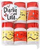 Charlie & Lola Bubble Pots