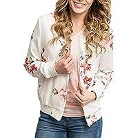 Jacket Damen Lange Sweatjacke Kapuzenjacke Sweatshirtjacke Herbst Frühling Heißer Frauen Mädchen lang Esprit Mantel Casual Floral Print Top Coat Outwear Sweatshirt Jacket Overcoat
