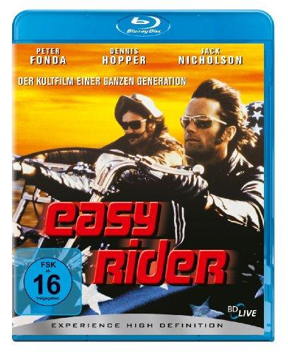 Bild von Easy Rider [Blu-ray]