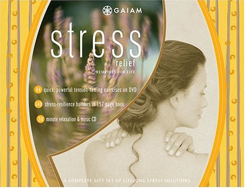 Health Solutions for Stress Relief Multi Media Kit -