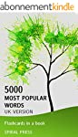 5000 Most Popular Words, UK Version:...