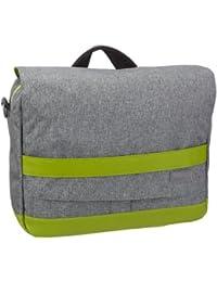 KangaROOS VANTAA postbag B0256/500, Unisex - Erwachsene Messengerbags 42x33x13 cm (B x H x T)