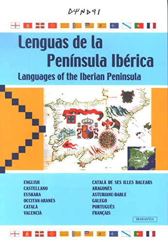 LENGUAS DE LA PENÍNSULA IBÉRICA: LANGUAGES OF THE IBERIAN PENINSULA por LUIS MATEO RODRÍGUEZ