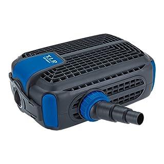 T.I.P. Filter- und Bachlaufpumpe BPF 8000 E,  bis 8.000 l/h Fördermenge
