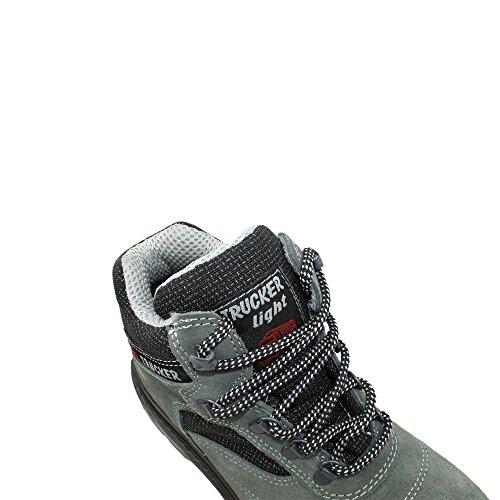 Aimont trucker light s1P sRC chaussures de travail chaussures chaussures berufsschuhe businessschuhe (vert) Vert - Vert
