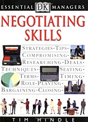 Essential Managers: Negotiating Skills by Tim Hindle (1998-11-05)