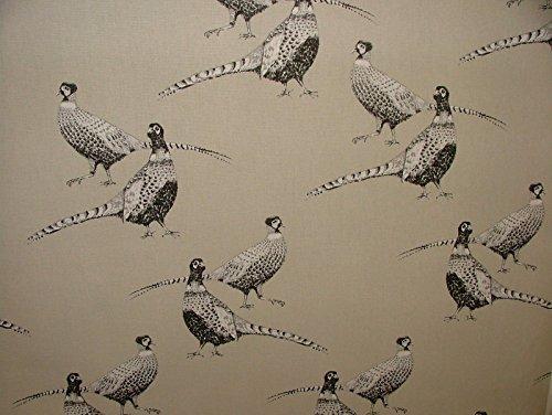 Pandoras halben Meter Prestigious Textiles Fasan Canvas Baumwolle Vorhang Raffrollo Möbelstoff, (Stoff-ente Canvas)