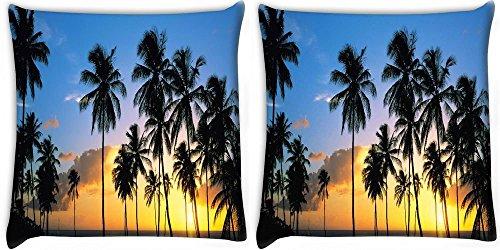 snoogg-noci-di-cocco-alberi-confezione-da-2-digitale-cuscino-stampato-cuscini-61-x-61-cm