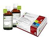 Wellnest Nieren-Kraft Detox-Kur-Paket - 100% pflanzlich - einfache Handhabung -