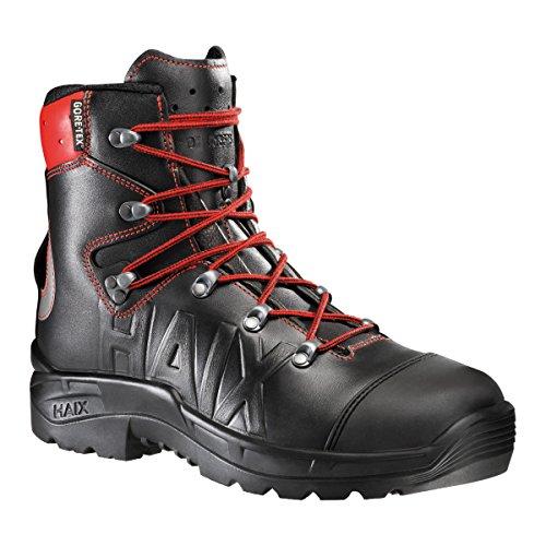 HAIX la puissance aérienne S3 Chaussures de sécurité Chaussures de travail R3 Gore Noir