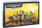 Games Workshop 251.765.061.653 cm Warhammer 101.600 cm Ork Boyz Action Figure