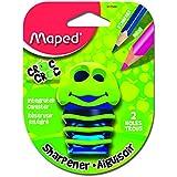 Maped MPD-017549 Croc 2 Hole Sharpener