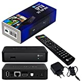 Original HB-DIGITAL MAG 250 IPTV SET TOP BOX Streamer Multimedia Player Internet TV IP Receiver