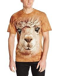 The Mountain Big Face Alpaca T-Shirt