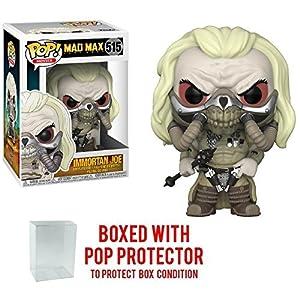 Funko Pop Pelculas Mad Max Fury Road Figura de vinilo Immortan Joe CHASE Variant Limited Edition Se incluye con el estuche POP BOX PROTECTOR