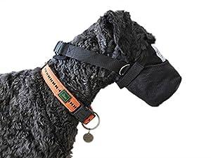 Gift Leurre Filet/Protection Muselière/filet de sécurité pour chien en néoprène