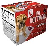 Mikki - Almohadillas de entrenamiento para inodoro, diseño de cachorro