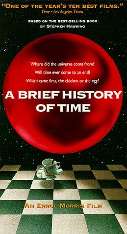 Preisvergleich Produktbild A Brief History of Time [VHS]