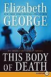 This Body of Death LP: An Inspector Lynley Novel