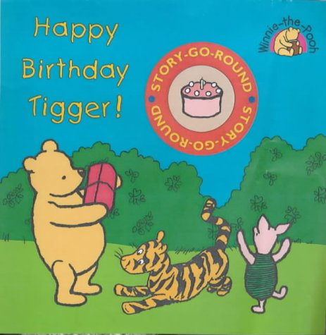 Happy birthday, Tigger!