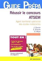Réussir le concours Atsem : Agent territorial spécialisé des écoles maternelles