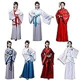 Photo de Xinvivion Chinois Hanfu - Ancien Traditionnel Tang Suit Jupe féerique Costume Performance sur scène Robe pour Femmes par Xinvivion