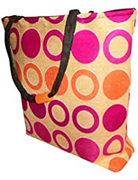 Design Villa Multi Color Multi Purpose Large Size Fabric Travel Bag - B01N0FQVHY