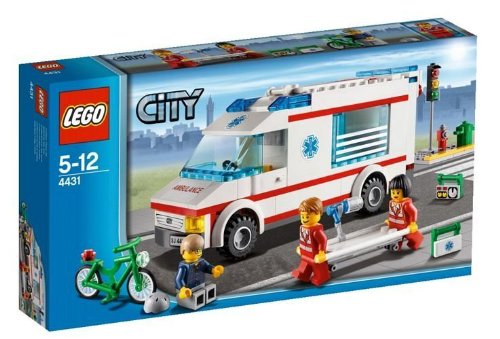 LEGO CITY 4431 - AMBULANCIA