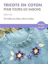 Tricots en coton pour toutes saisons