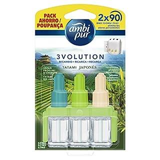 Ambipur 3Volution Tatami Japan Essence Refill - 2 x 21ml