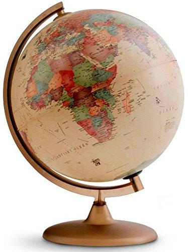 Esfera del mundo DISCOVERY 25cm con luz