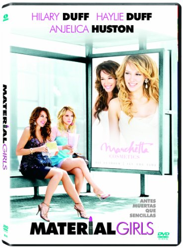 Material Girls (Import Dvd) (2013) Hillary Duff; Haylie Duff; Martha Coolidge;