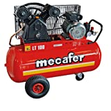 Mecafer 425316 Compresseur 100 L 3 hp v fonte