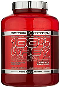 Scitec Nutrition Whey Protein Professional LS Schokolade, 1er Pack (1 x 2350 g)