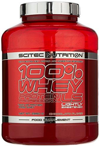 Scitec Nutrition Protein 100% Whey Protein Professional, Schokolade mit wenig Zucker, 2350g