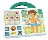 Lisciani Giochi 50505 - Carotina Baby Dottore Giocattolo Elettronico