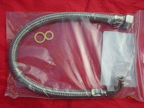 Worcester Danesmoor & Heatslave Öl-Boiler Ausdehnungsgefäß 87161405070 Flexibler Schlauch (Kessel Ausdehnungsgefäß)