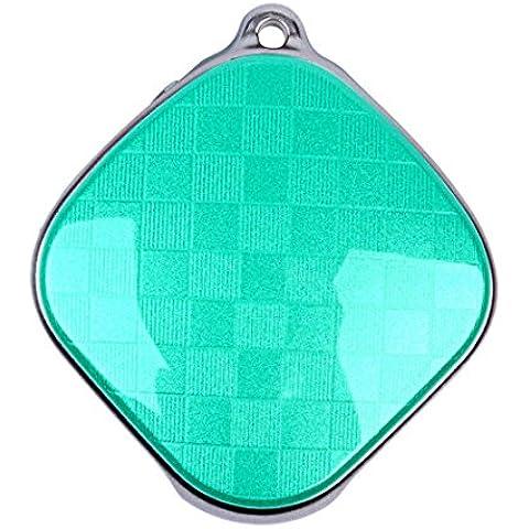 inkint Mini GPS Tracker Locator Anti perso Panic Button Geo Cancello Allarme Il più piccolo GPS Tracker GSW per i bambini Elder animali motociclette bambini Cani Deposito anziani