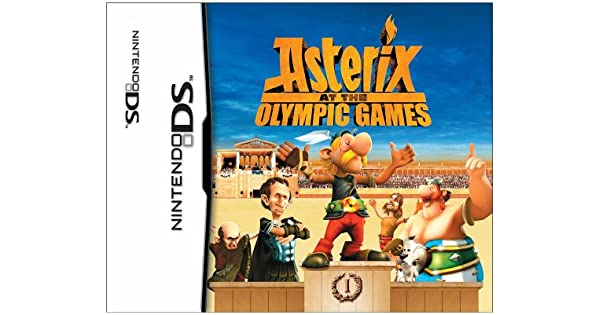 asterix at the olympic games nds