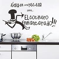Amazon.it: scritte adesive per pareti: Casa e cucina