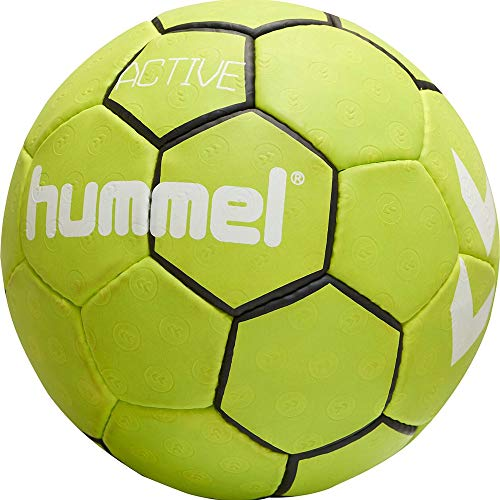 hummel Handball Active 205066 Black/Sulphur 0