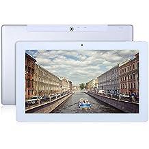 "Teclast X16 Plus - Pantalla 10.6"" Tablet PC Remix OS (32GB, 2GB RAM, Dual Camara, Intel Cherry Trail Z8300 64bit Quad Core 1.44 Ghz, Type-C, 4K Video, Soporte 3D juegos, Multi-Idioma), Blanco"