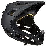 Fox Herren Proframe MTB Fullface Helm, Matte Black, XL (61-62cm)